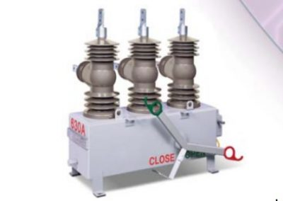 Solid Dielectric Load Break Switches